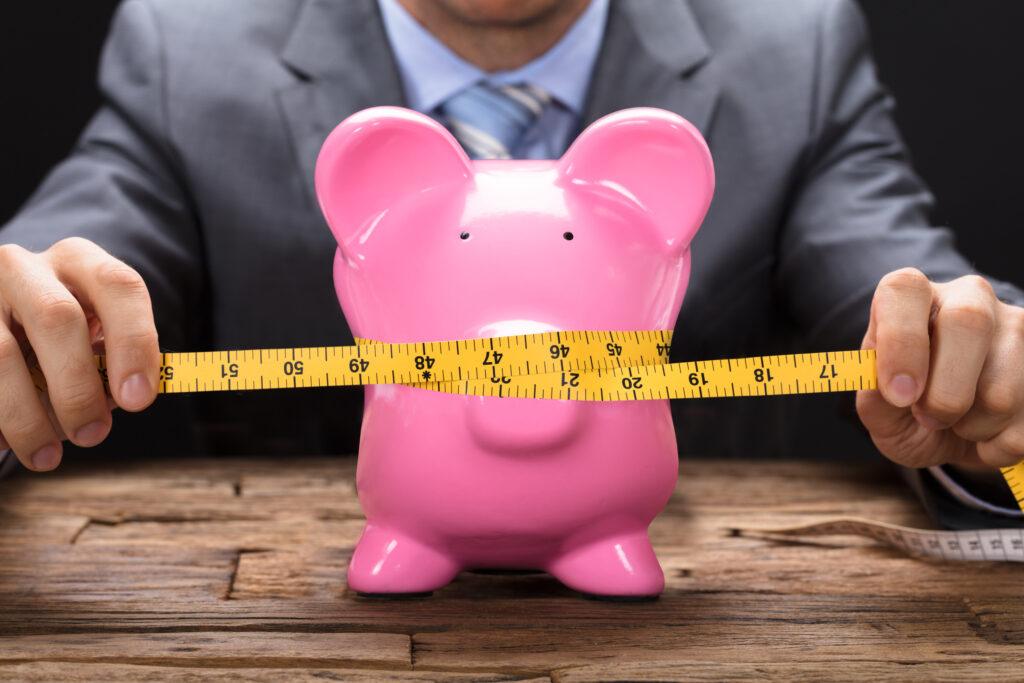 Wozu budgetieren, wenn es ohnehin anders kommt?  Genau deshalb!